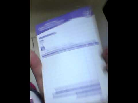 How to make a fake ticket (it on my parents)part