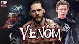 Secretos que tienes que saber de la película de VENOM en 2018.