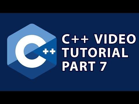C++ Tutorial 7 : Solving Problems