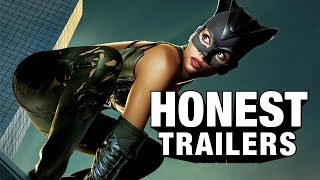 honest trailers catwoman