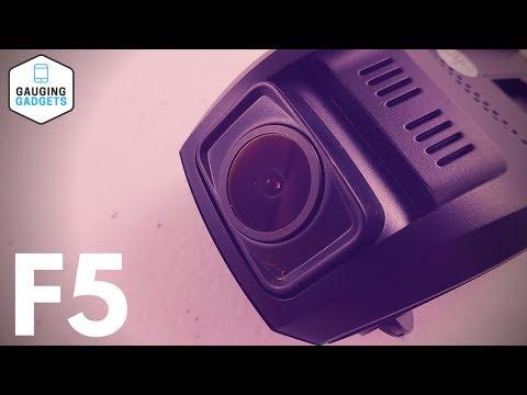 Pruveeo F5 Dash Cam Review - 1080 HD Video Test