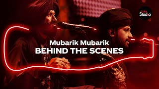 Coke Studio Season 12   Mubarik Mubarik   BTS   Atif Aslam & Banur's Band