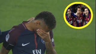 Neymar Lembrando dos Momentos no BARCELONA