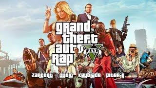Download GTA V RAP: Todo Por Dinero | Keyblade, Zarcort, Cyclo y Piter-G Video