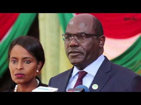 I will not resign, Chebukati says after three quit