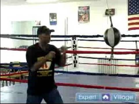 How to Train for Boxing : Using a Speed Ball in Boxing Training