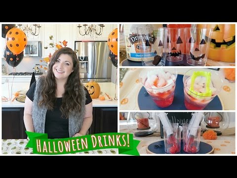 Halloween Party Drinks | BITS OF PARADIS