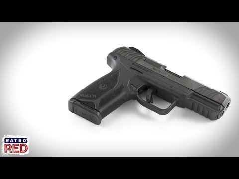 Ruger Gives Us the Lowdown On Their New Security 9 Pistol
