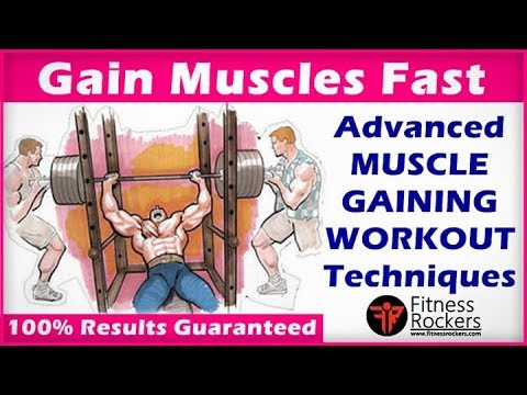 How to gain muscle fast | Advanced workout tips to gain muscle fast | Bodybuilding tips Hindi