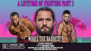Jorge Masvidal Short Film - A Lifetime of Fighting PART 3