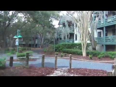Disney's Hilton Head Resort Overview