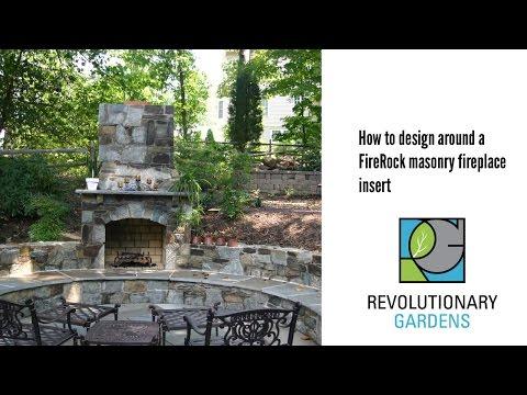 How to design around a firerock insert kit
