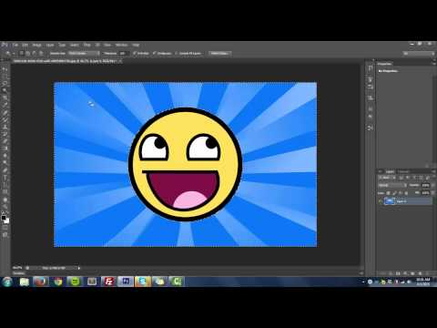 [HD] How to Change Background Color/Image in Photoshop CS4, CS5, CS6