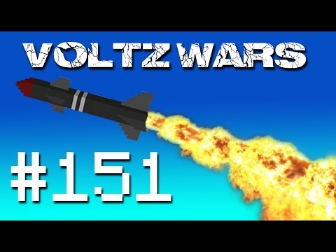 Minecraft Voltz Wars - Teleportation! #151