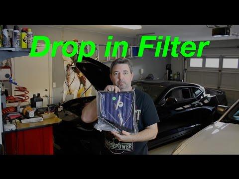 aFe Drop In Air Filter for 2016 Camaro SS