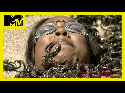 Xxx Mp4 6 'Fear Factor' Moments That'll Make Your Skin Crawl 🐛 MTV Ranked 3gp Sex