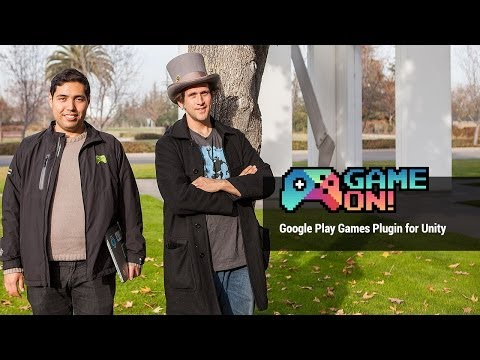 Game On! - Google Play Games Plugin for Unity