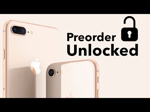 How to Preorder Unlocked iPhone 8 - Works with ANY Carrier!