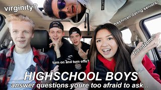 what highschool boys ACTUALLY look for in a girl   highschool advice part 2