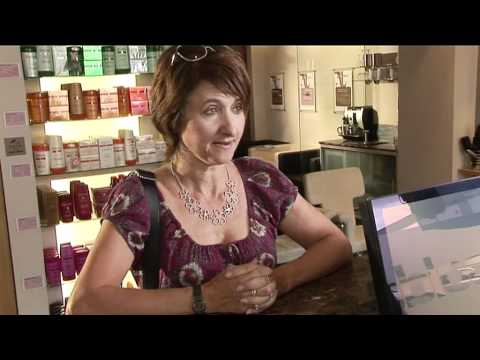Kate Bloom Hair and Beauty Salon - Reception Video