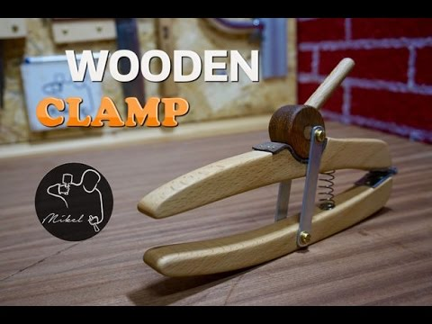 Wooden Clamp, How to Make