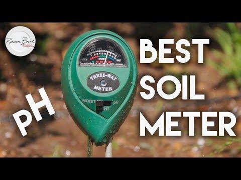 Test Your Soil pH Meter for Plants and Garden - Healthywiser Soil Meter  Best Technology