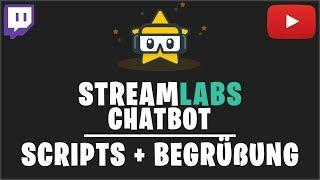 Streamlabs Chatbot - Welcome Mat Script - PakVim net HD