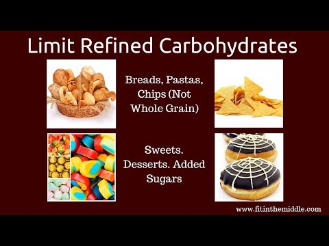 Refined Carbs and Losing Weight