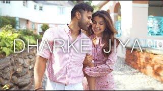 DHARKE JIYA  ( Official song ) Rahim Pardesi | Pardesi Squad | PS Records