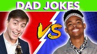 Night of Awesome Dad Jokes Battle Featuring Thomas Sanders, Jon Cozart, DangMattSmith and MORE!