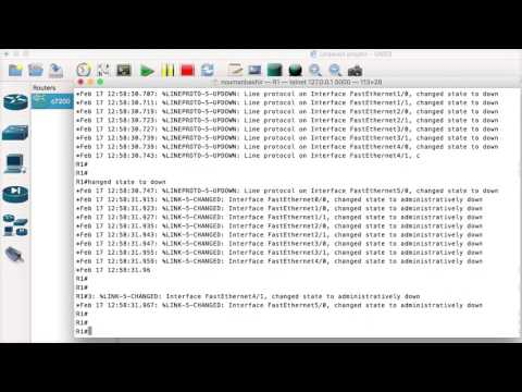 How to configure password and encrypt on vty lines of switch and router