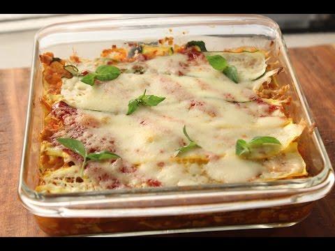 Lasagna | Not So Junky - by Chef Siddharth | Sanjeev Kapoor Khazana