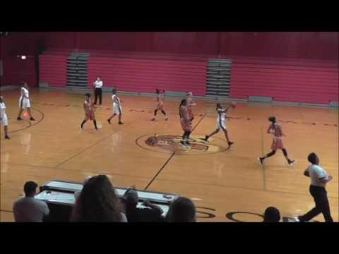 Lady Tigers vs Atlantic Coast Highlites - ShirLayshia Rogers  # 23