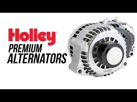 Holley Premium Alternators for LS Engines