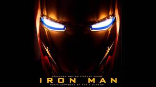 Test I/Test II/Test Day 11 (Iron Man Complete Score No SFX) Ramin Djawadi