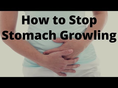 How to Stop Stomach Growling - Massage Monday #387