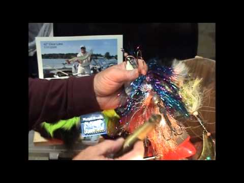 How to make a Bucktail Musky Lure by WillCFish. DIY Fishing Lures made easy.