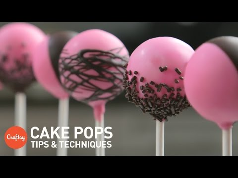 How to Make Cake Pops: Tips & Decorating Techniques  | Cake Decorating Tutorial