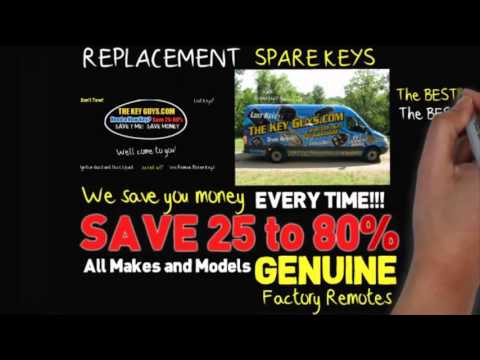 Duplicate Car Keys Made & Repaired Burnsville, Apple Valley, Lakeville