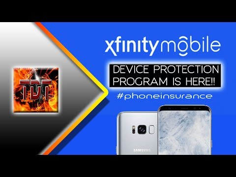 Xfinity Mobile Device Protection Program Is Here!!! (Phone Insurance) #xfinitymobile #phoneinsurance
