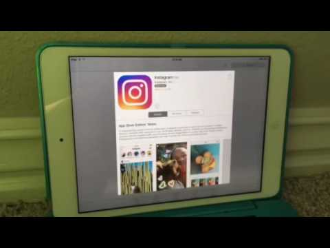 How to Download Instagram on iPad