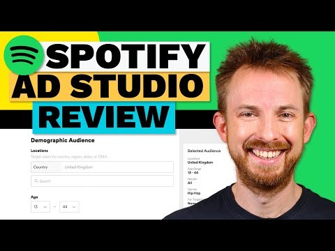 Spotify Ad Studio Review