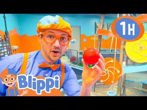 Xxx Mp4 Blippi Videos For Toddlers Learning At The Children 39 S Museum 3gp Sex