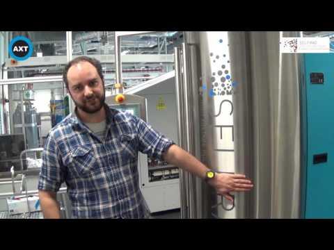 The SelFrag Lab High Voltage Pulsed Power Fragmentation System