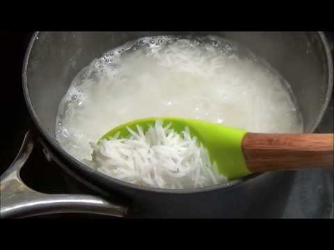 How to boil Basmati Rice - Episode 221