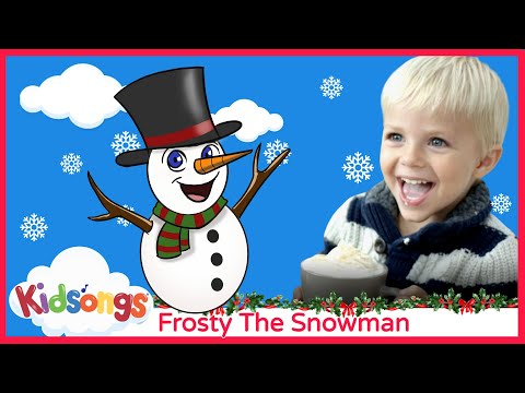 Frosty The Snowman |Kids Christmas Songs | If I Had a Pony for Christmas| Kidsongs TV Show| PBS Kids