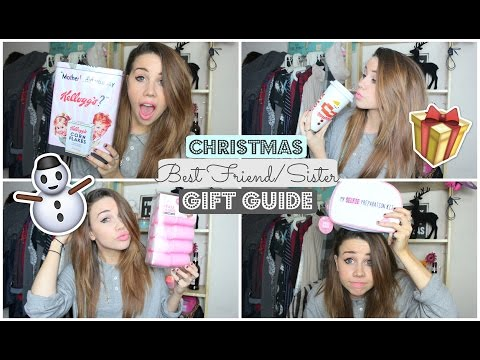 Best Friend/Sister Gift Guide   #CopperDoesChristmas