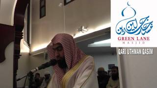 Taraweeh & Witr - Qari Uthman Qasim & Qari Umar Qasim - Green Lane Masjid 2011