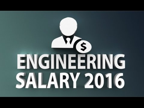 How much do engineers earn | Engineering salary 2016 | Explore Engineering