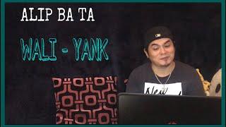 ALIP_BA_TA | WALI - YANK | FINGERSTYLE COVER | REACTION
